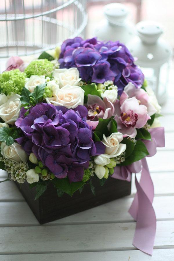 T14 - Purple Blooms