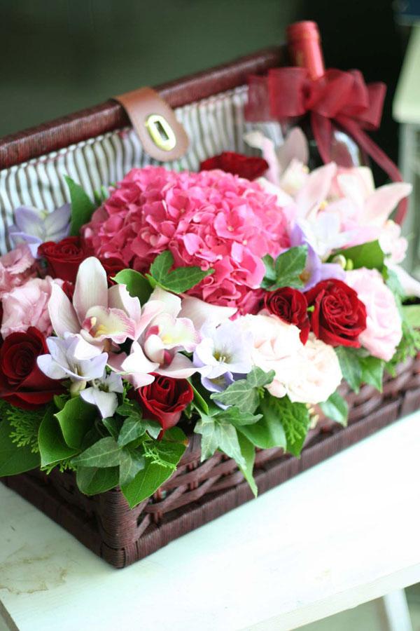 G10-Floral basket